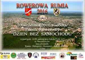 ROWEROWA 2016